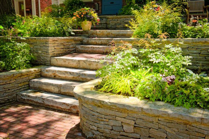 Gartengestaltung mit Mauern » Schöne Ideen, Tipps und Tricks - gartengestaltung tipps