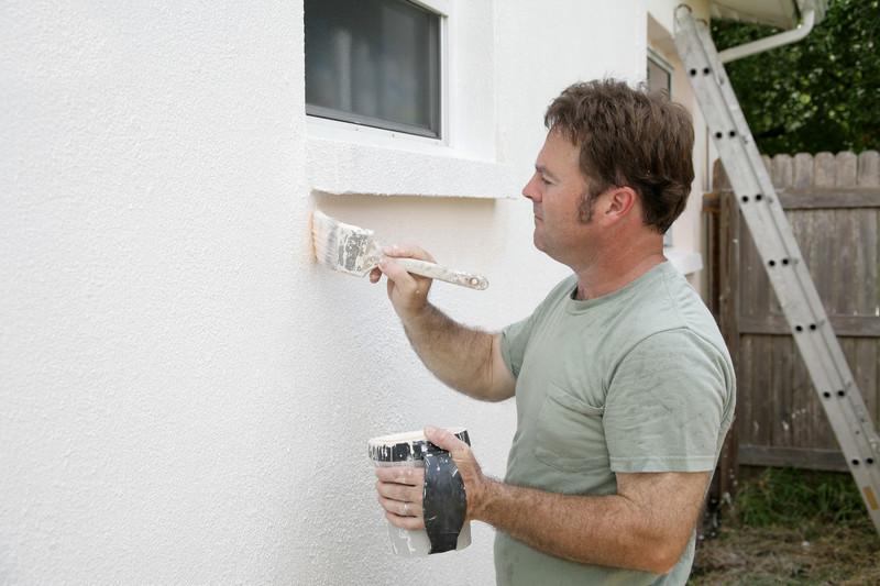 Fassade steichen » Diese Kosten fallen an - fassade streichen