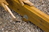 Holzpfosten verbinden  Diese Mglichkeiten gibt es