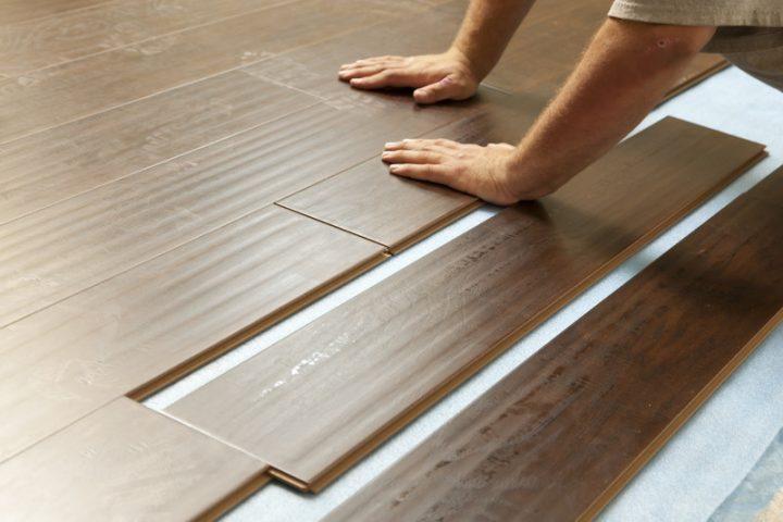 Laminatboden verlegen » Detaillierte Anleitung - Schritt für Schritt - laminat verlegen