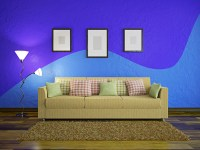 Wand streichen  Ideen & Muster fr eine tolles Raumgefhl
