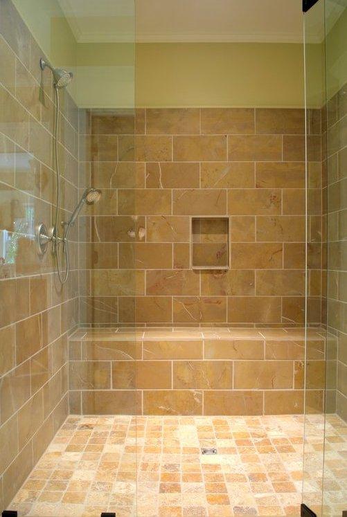 Bodenebene Dusche fliesen » Anleitung in 3 Schritten - dusche fliesen