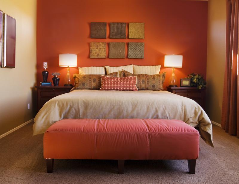 Schlafzimmer streichen » Welche Farbe passt gut? - schlafzimmer wie streichen
