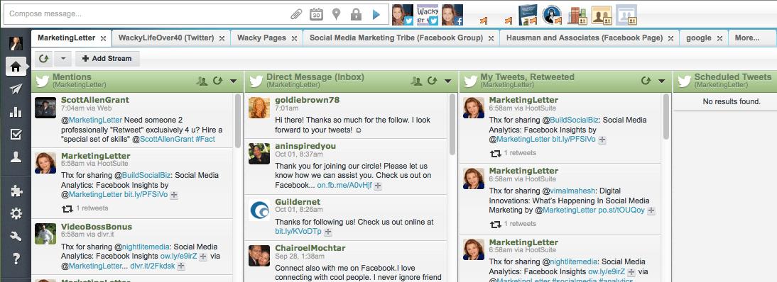 favorite social media marketing tools