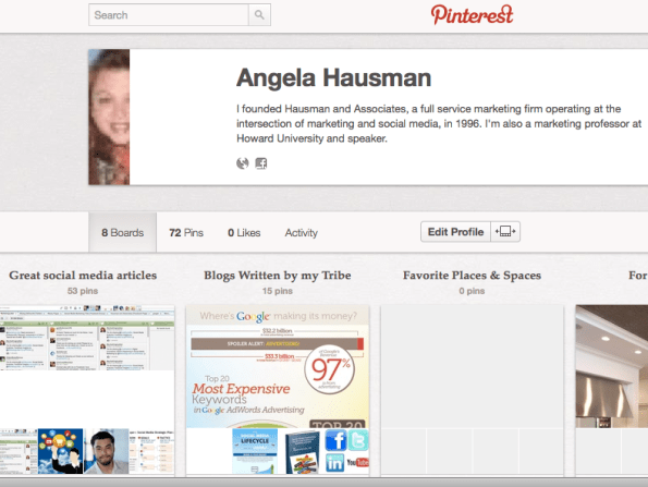 Optimize Pinterest to Make Your Social Media Strategy SIZZLE!