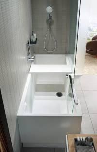 Duravit: Walk-In Dusche und Badewanne in einem - Haustec