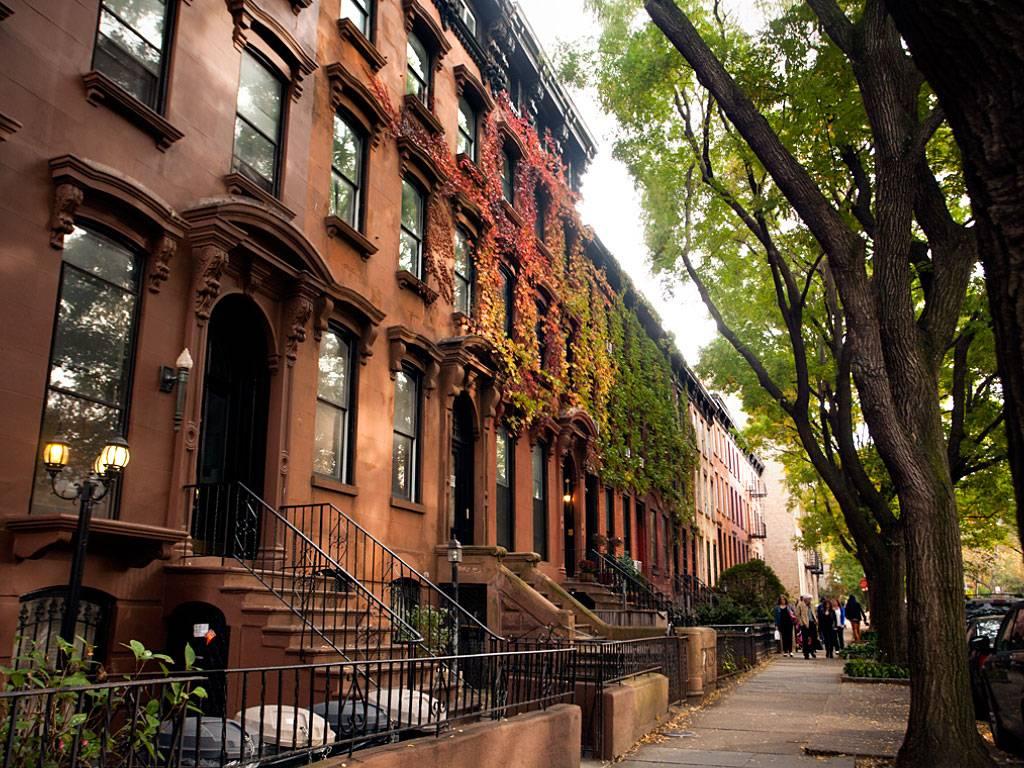 Fall In Boston Wallpaper Brooklyn Luxury Townhouse Sales Skyrocket Sixfold In Last