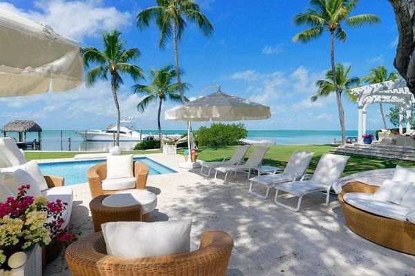 Billionaire Paul Tudor Jones Ii Lists Florida Keys Mansion