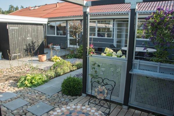 Haveplan til lille have