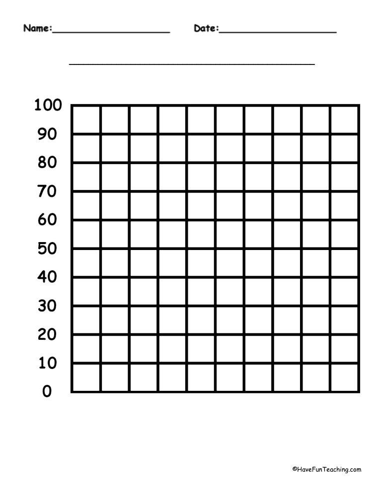 Graph Paper Have Fun Teaching