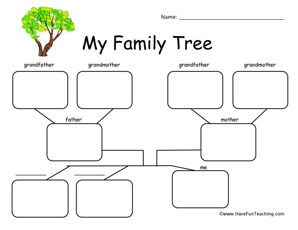 tree diagram 3rd grade math worksheets