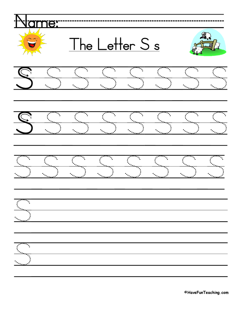 Resources Writing Handwriting Worksheets