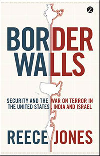 Book cover image for Border Walls