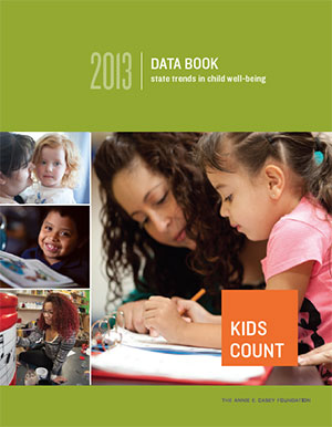 KIDS COUNT book cover