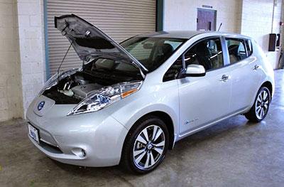 hybrid-ev vehicle
