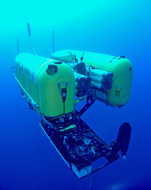 deep-submergence vehicle