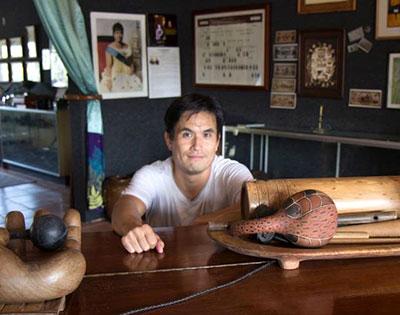 portrait of Mark Kimura