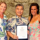 Governor Ige honors UH athletes and coaches
