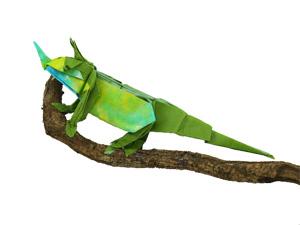 hilo-imiloa-epic-origami-lizard