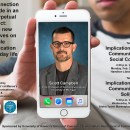 Lecture examines social connection and solitude in an era of mobile technologies