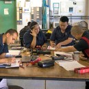 Hawaiian Airlines partners with Honolulu CC to train future mechanics