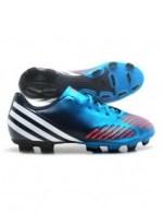 Sepatu Bola Adidas Predator LZ Lethal Zone TRX FG Bright Blue