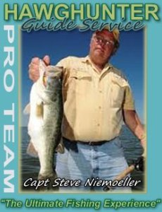 North Florida Bass Fishing with Captain Steve