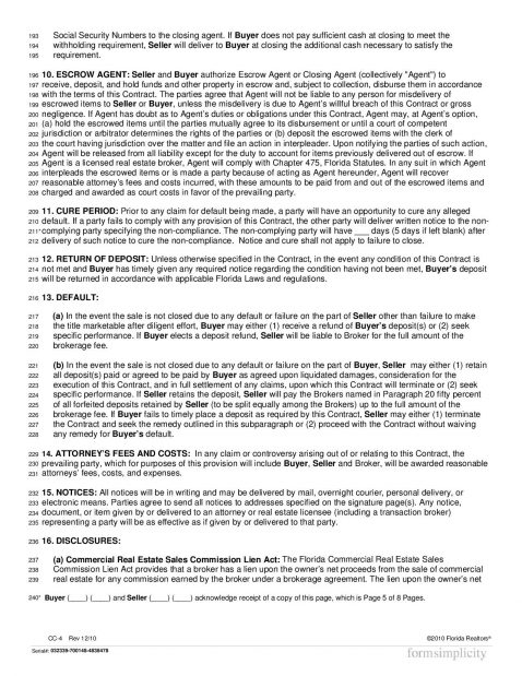Commercial Agreement Agreement Of Understanding Template Commercial