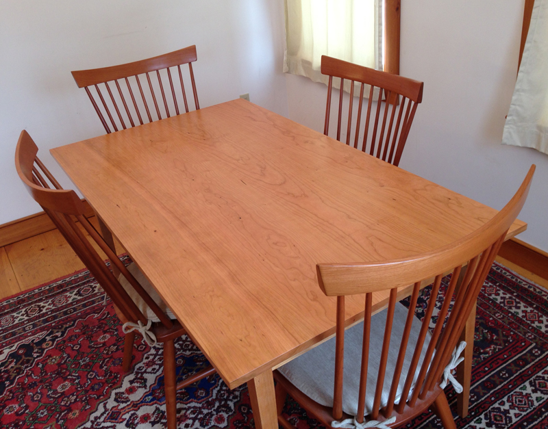 cherry wood tables