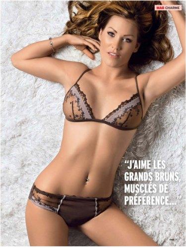 HELENE RASK in FHM Magazine, France September 2012 Issue