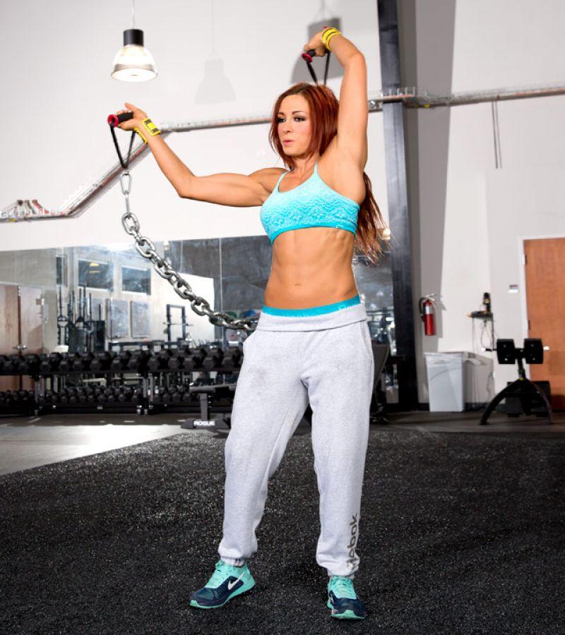 Finn Balor Wallpaper Hd Wwe Becky Lynch Trains At The Wwe Performance Center