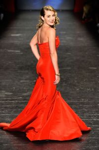 ALEXA VEGA at Go Red for Women Red Dress Collection 2016 ...