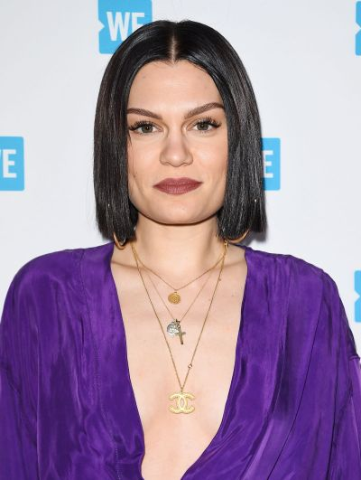 JESSIE J at WE Day Cocktail in Los Angeles 04/26/2017 - HawtCelebs
