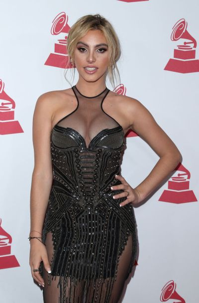 LELE PONS at 2017 Latin Recording Academy Person of the Year Awards in Las Vegas 11/15/2017 ...