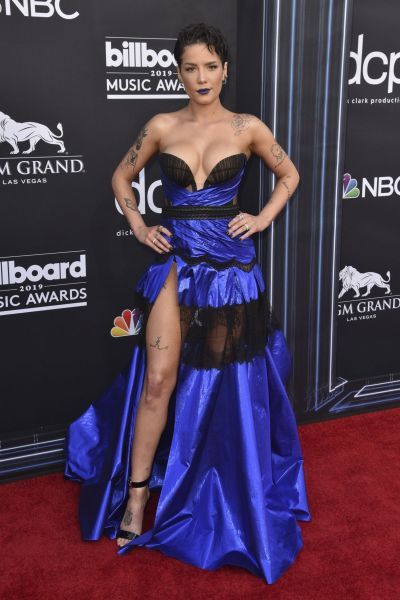 HALSEY at 2019 Billboard Music Awards in Las Vegas 05/01 ...