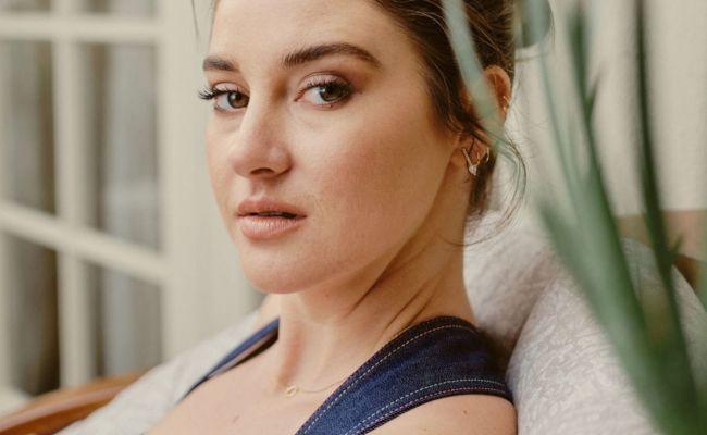 Shailene Woodley For The New York Times 05 28 2019 Hawtcelebs