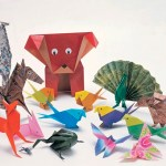 Origami ustası Akira Yoshizawa'dan örnekler