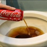 استخدامات غريبة ومهمة لـ كوكا كولا Coca Cola