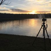 Florida Sunset Time Lapse Setup