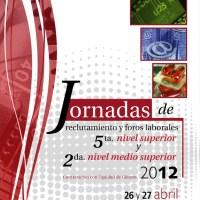 Feria de Reclutamiento para Nivel Medio Superior y Superior.