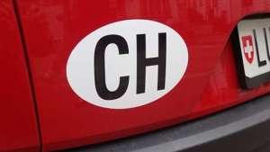 Sigle CH - Suisse