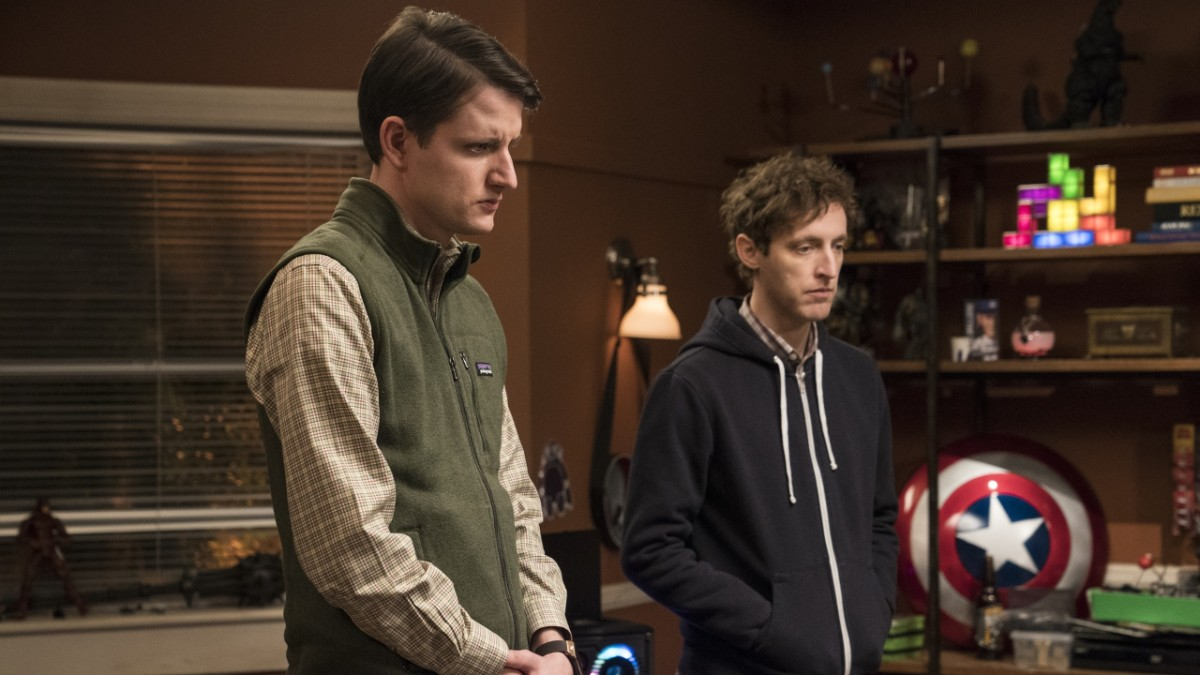 Fullsize Of Silicon Valley Season 4 Watch Online