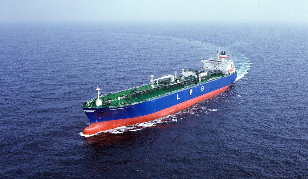 LPG Tankers: Take a breather