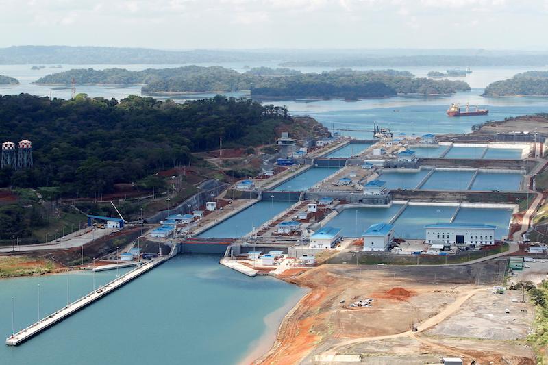 Work starts on Vopak Panama