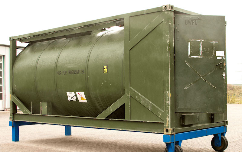 WEW expands tank service offering