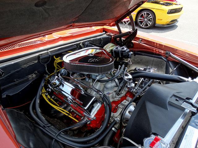 Chevy 350 SBC Firing Order  HEI Distributor Cap Specs - HCDMAG