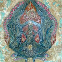 Amulette ludopienne d+«te de renaissance 81×65 (cr+®dit  photo Philippe Le Port)