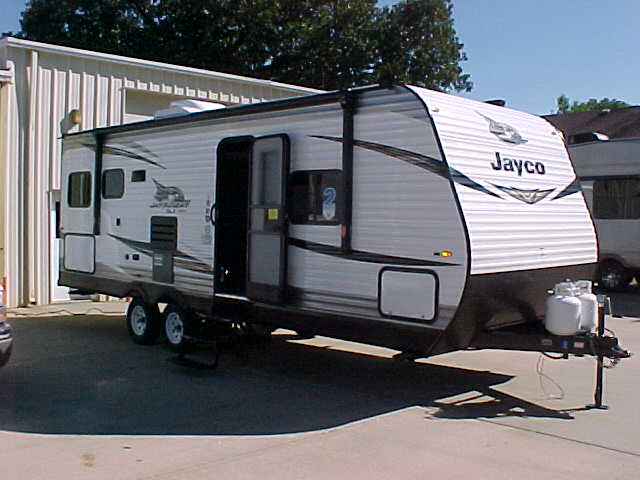 2019 Jayco Jay Flight Slx 245rls Travel Trailer H18024