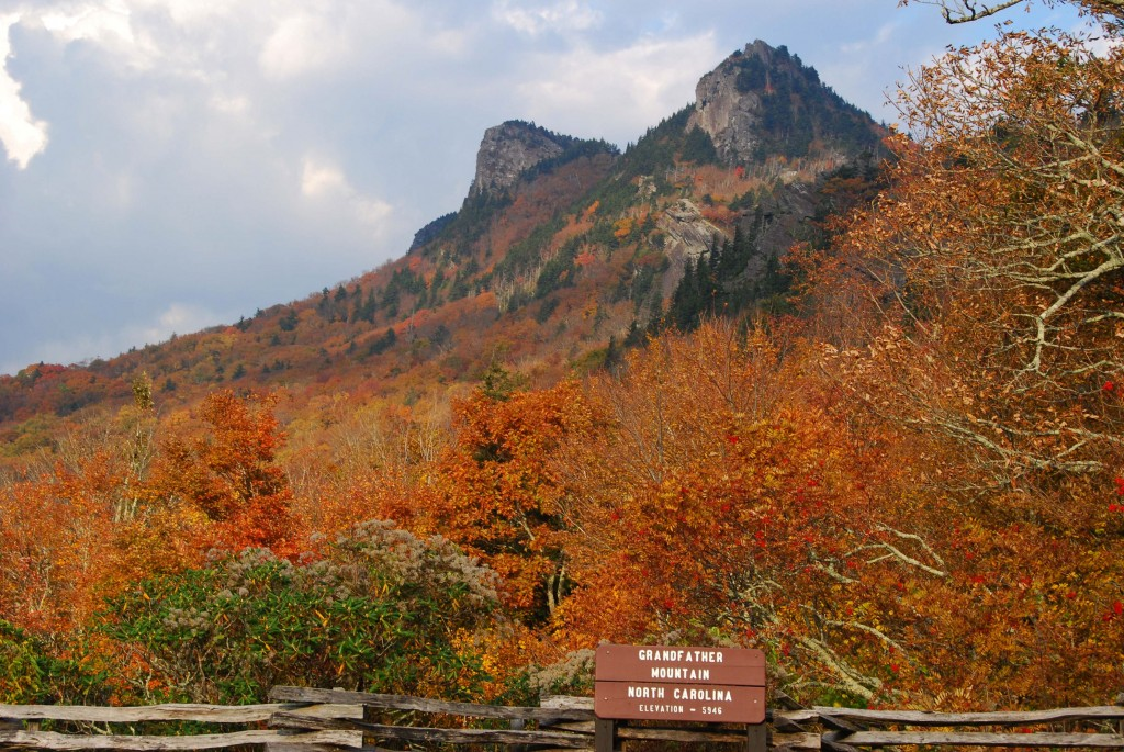 Fall In The Mountains Wallpaper Fall Color Report Grandfather Mountain Colors This