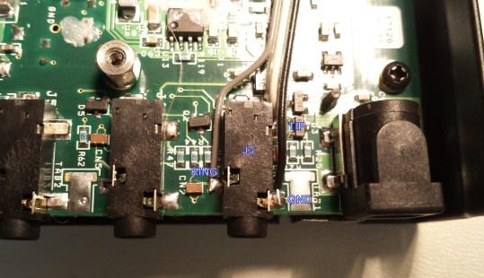 ACC1 wiring